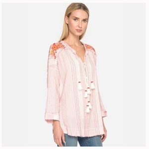Johnny Was | Jacque Embellished Boho Top